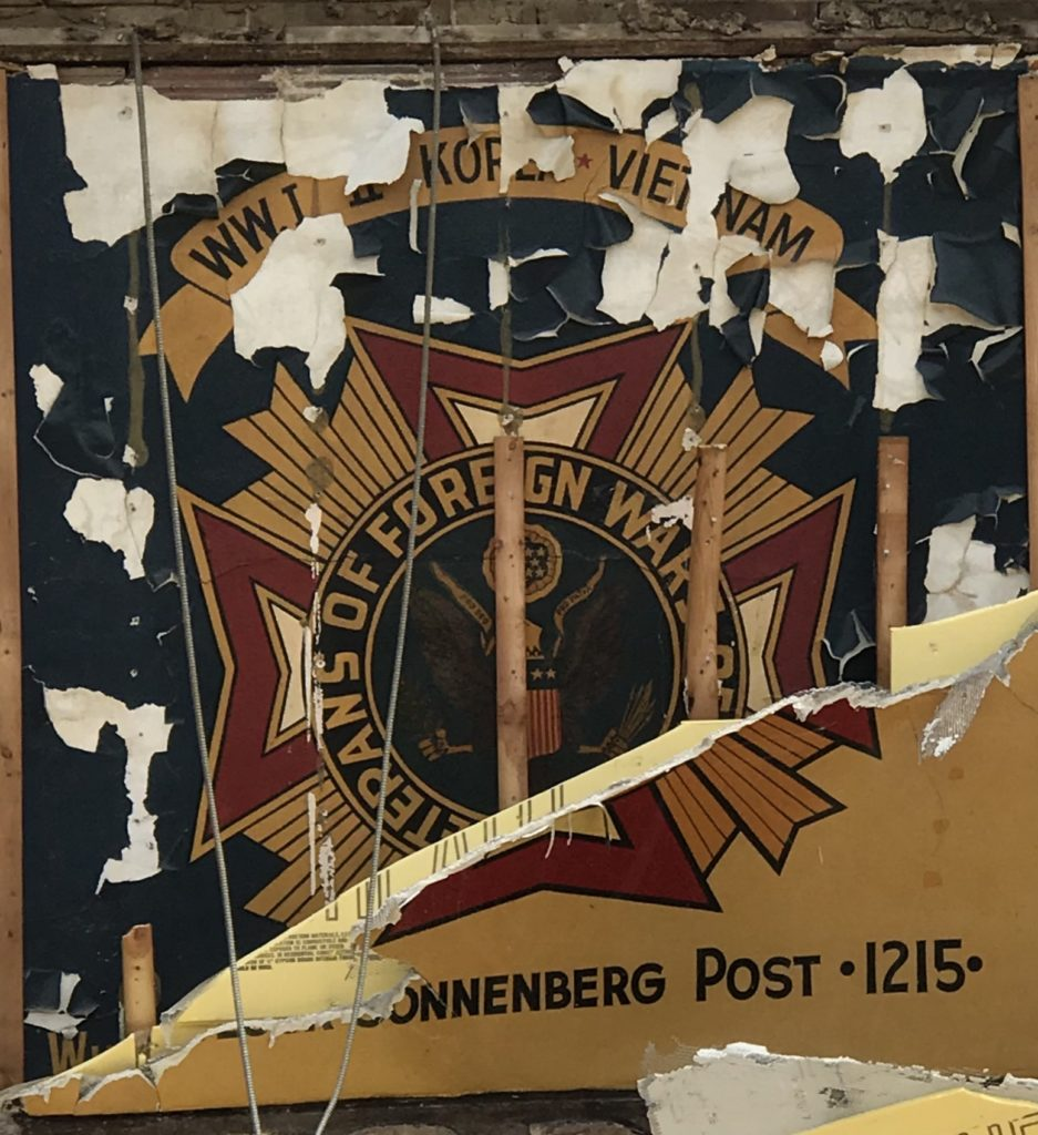 Old VFW Logo